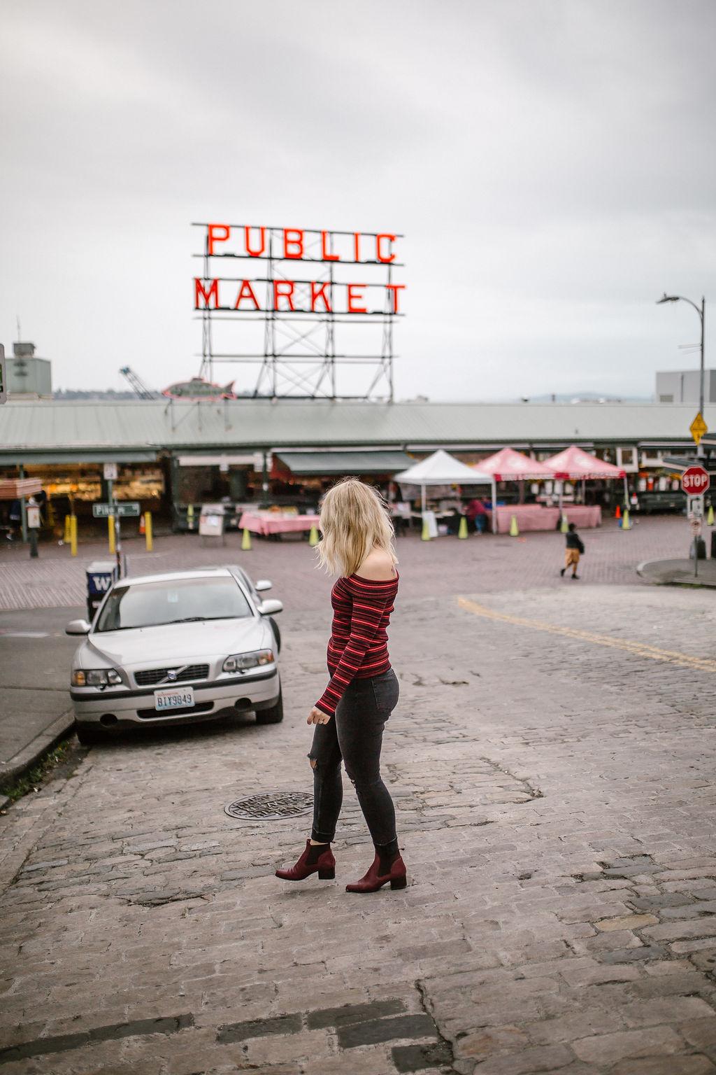 A Weekend in Seattle