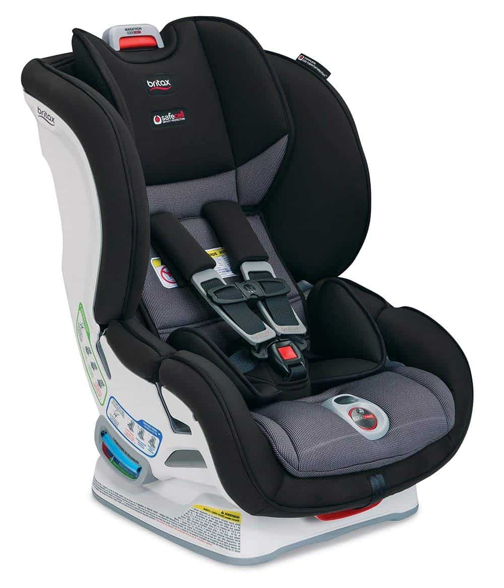 5 Best Convertible Car Seats For 2019