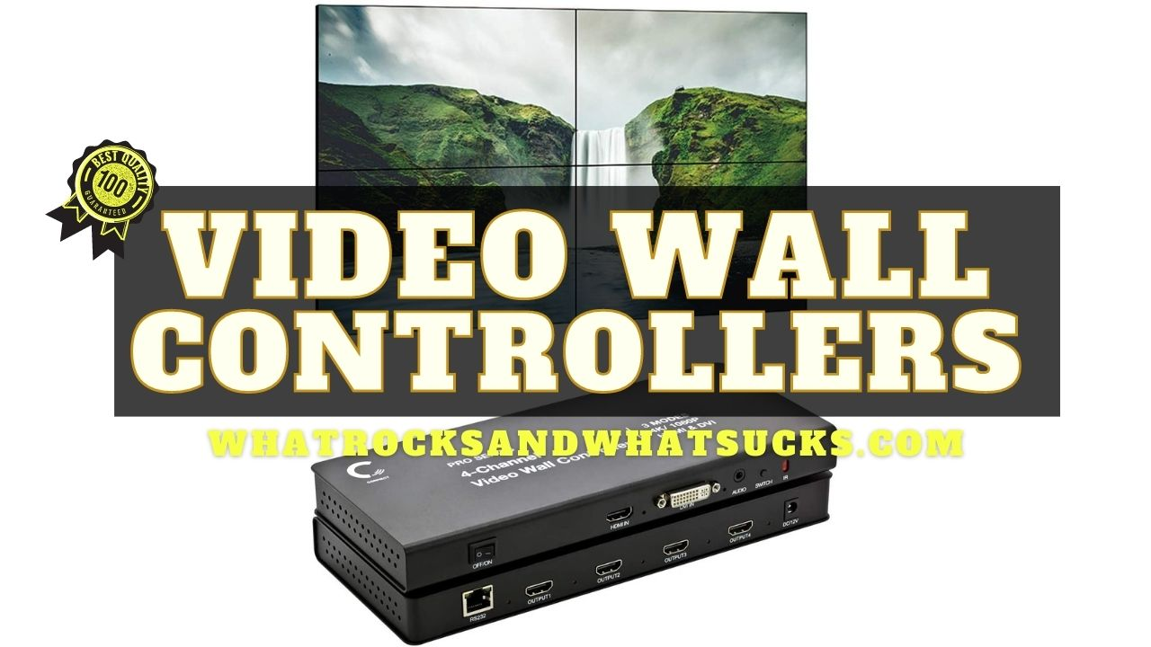 VIDEO WALL CONTROLLERS