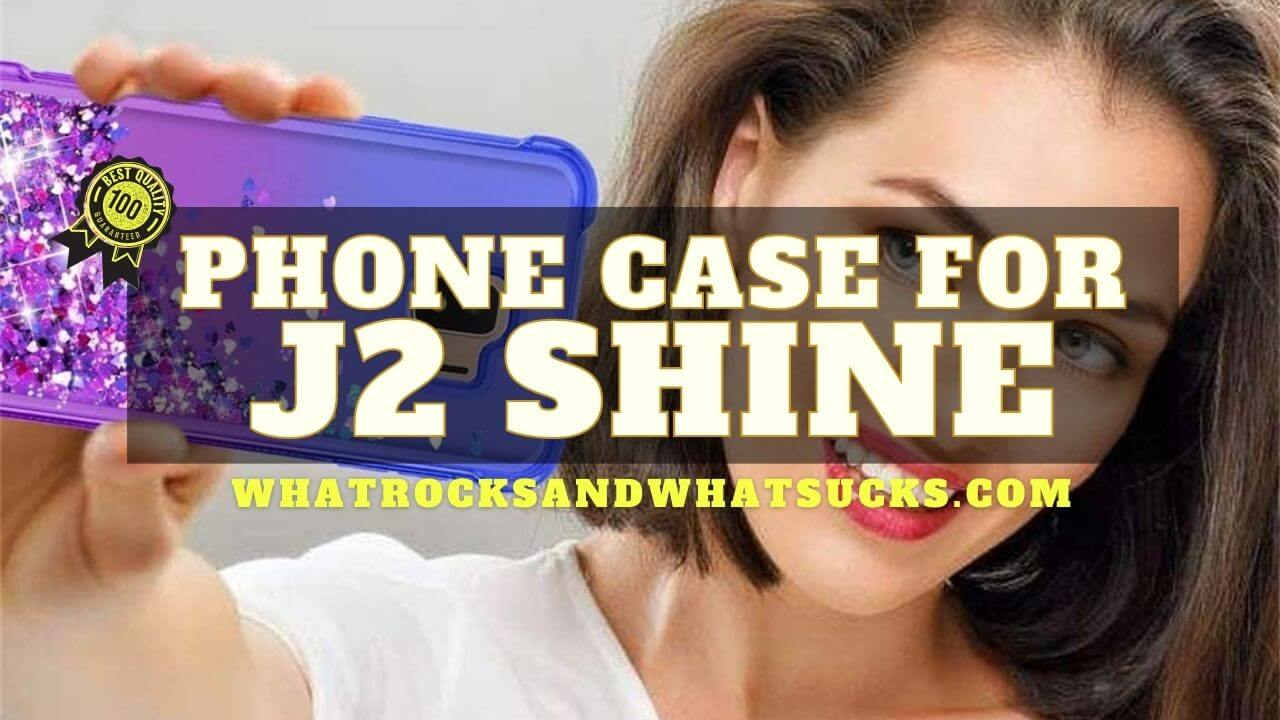 PHONE CASE FOR J2 SHINE