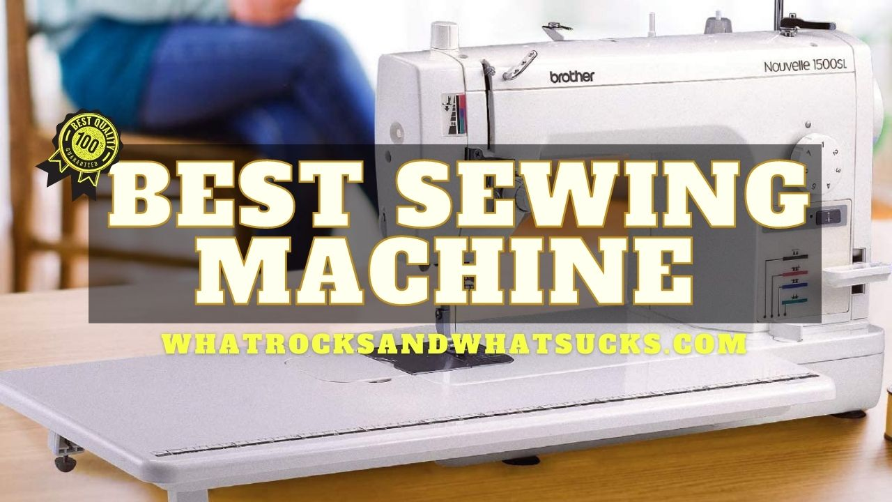 SEWING MACHINE FOR MAKING WIGS