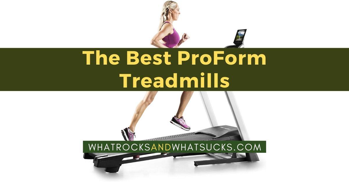 TREADMILL PROFORM XP 550