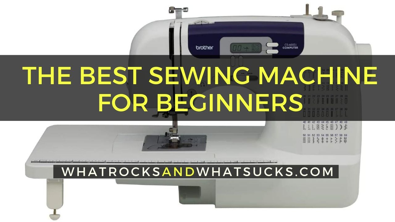 8 Best Sewing Machines For Beginners Updated September 2020,Womens Crochet Beanie Pattern
