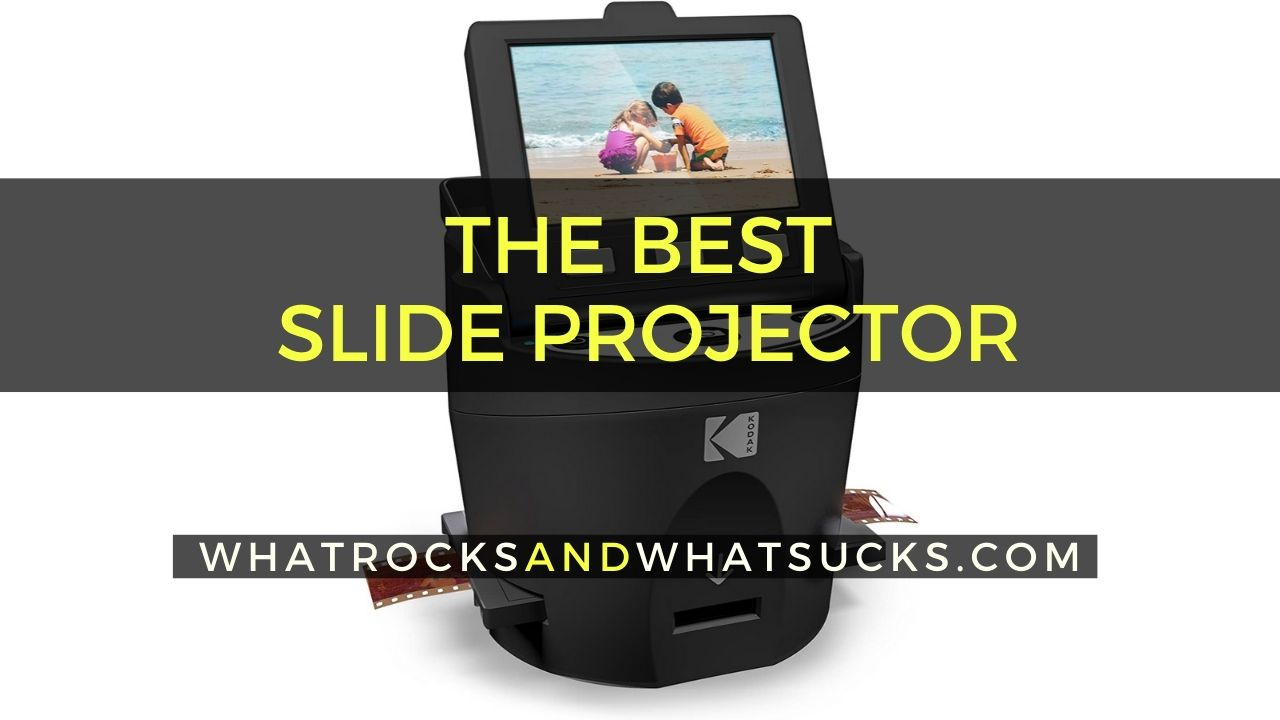 10 BEST SLIDE PROJECTORS
