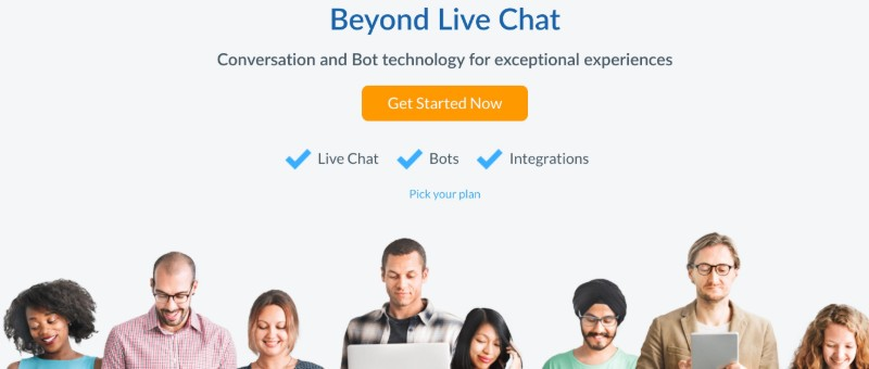 snapengage - Live Chat Software for Customer Service
