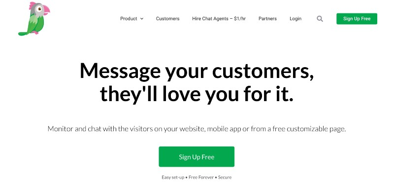 twak.to   - Live Chat Software for Customer Support