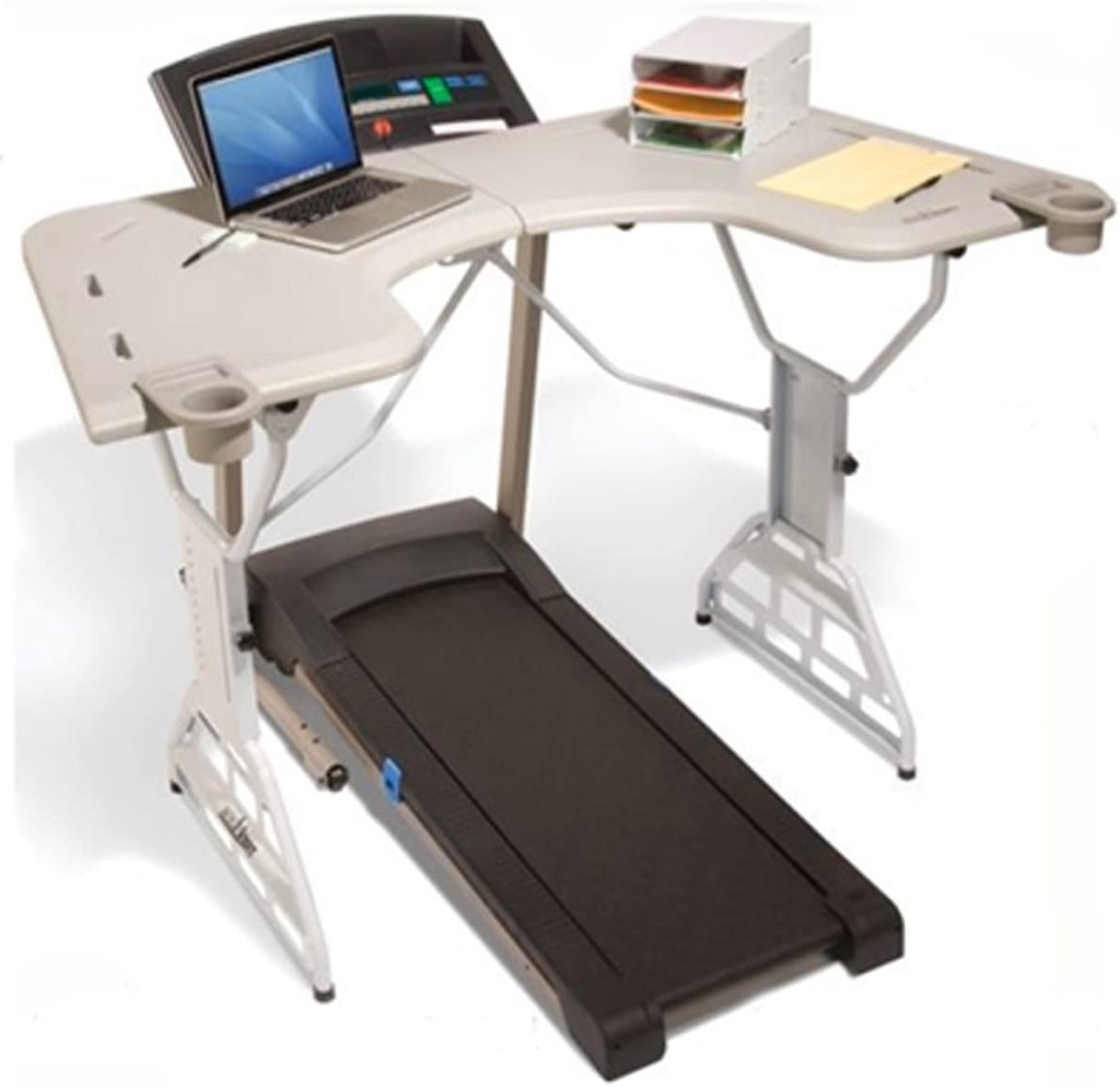 Treadmill desk big