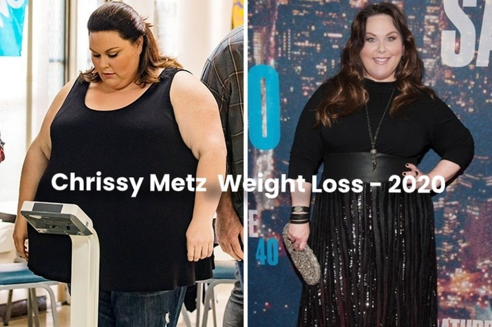 Chrissy Metz Weight Loss: Really Works? | What Rose Knows