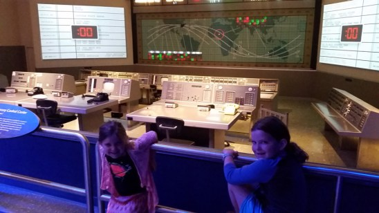 1960s Mission Control Room