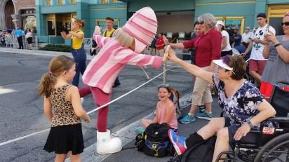Minion Parade