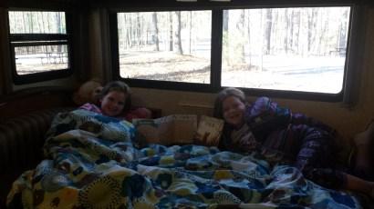 Morning at Diamonds State Park