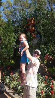 Simba and Lainey