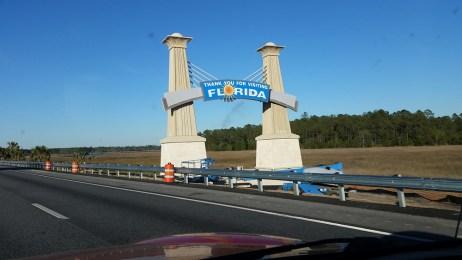 So long Florida!