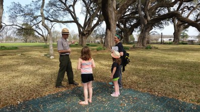 Our Private Ranger Tour