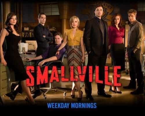 Netflix Smallville