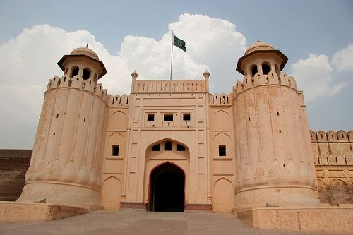National Historical Places of Pakistan?