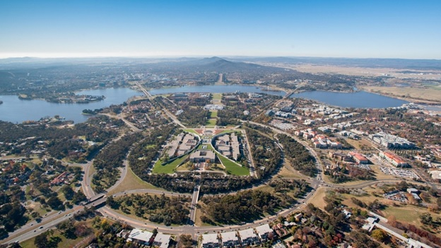 What Is The National Capital of Australia?