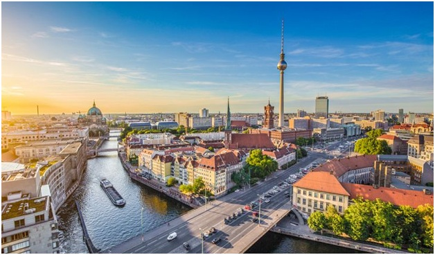 What Is The National Capital of Germany?