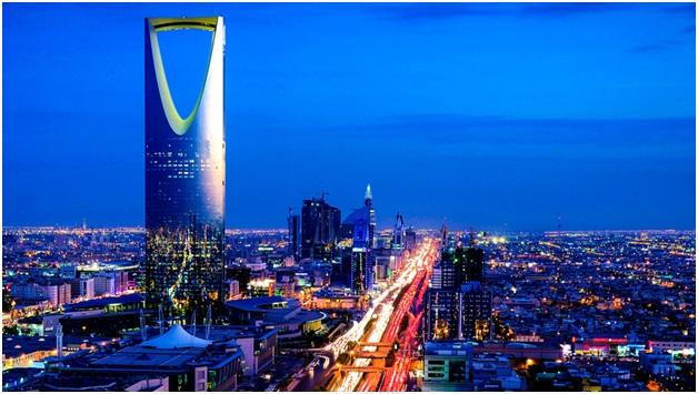 What Is The National Capital of Saudi Arabia?