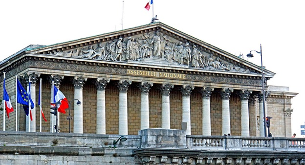What Is The National Parliament Building of France?
