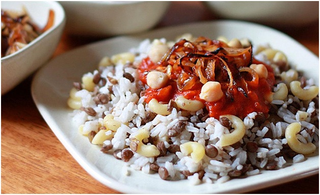 What is The National Cuisine of Egypt?