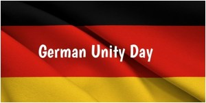 What is The National Day of Germany?