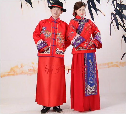National Dress of China