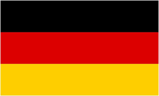 What is The National Flag of Germany?