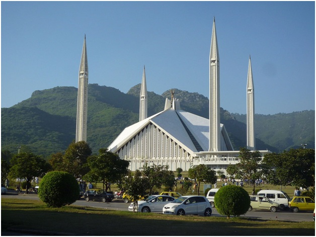 National Mosque of Pakistan