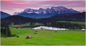 What is The National Mountain of Germany?