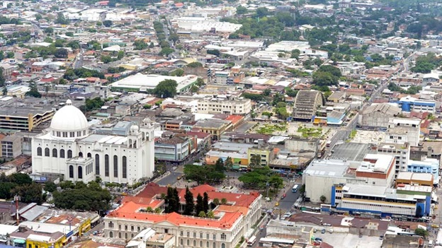 What Is The National Capital of El Salvador?
