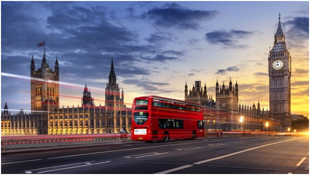 What Is The National Capital of England?