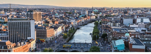 What Is The National Capital of Ireland?