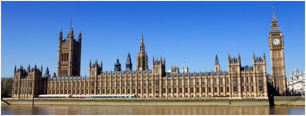 What Is The National Parliament Building of England?