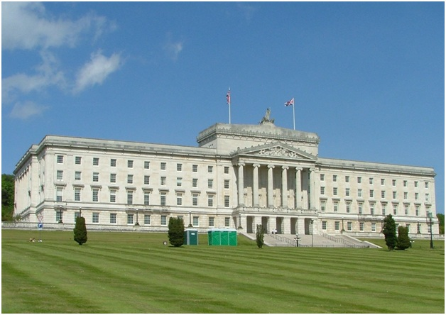 What Is The National Parliament House of Ireland?