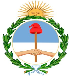 What is The National Coat of Arms of Argentina?