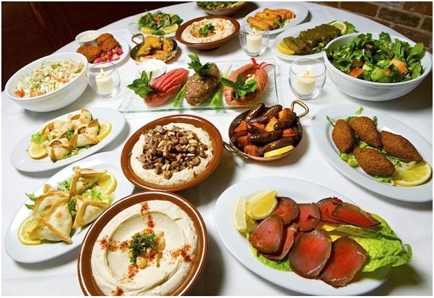 What is The National Cuisine of Lebanon?