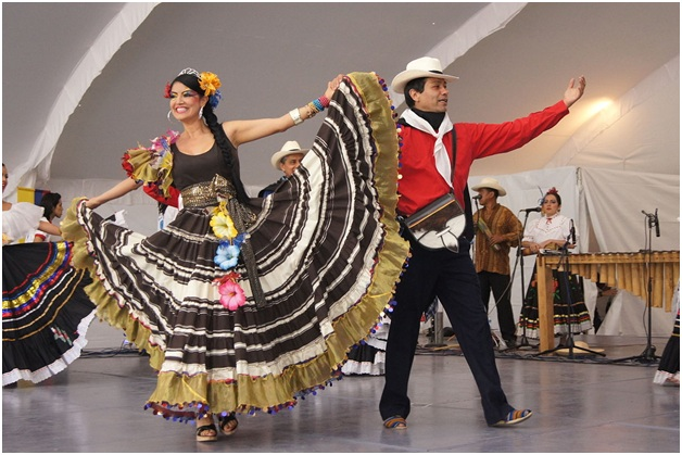 What is The National Dances of Colombia?
