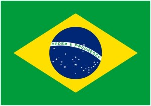 What is The National Flag of Brazil?