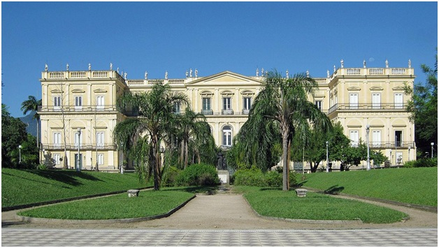 What is The National Museum of Brazil?