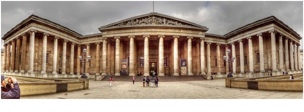 What is The National Museum of England?