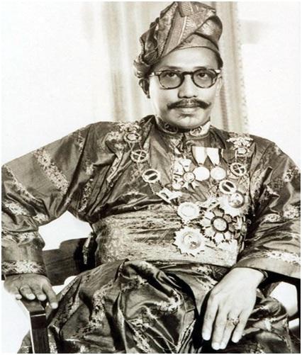 Who Is The Father of The Nation of Brunei?