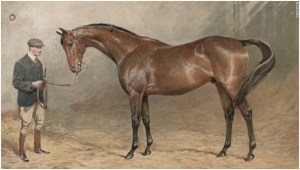 What is the state horse of Kentucky?