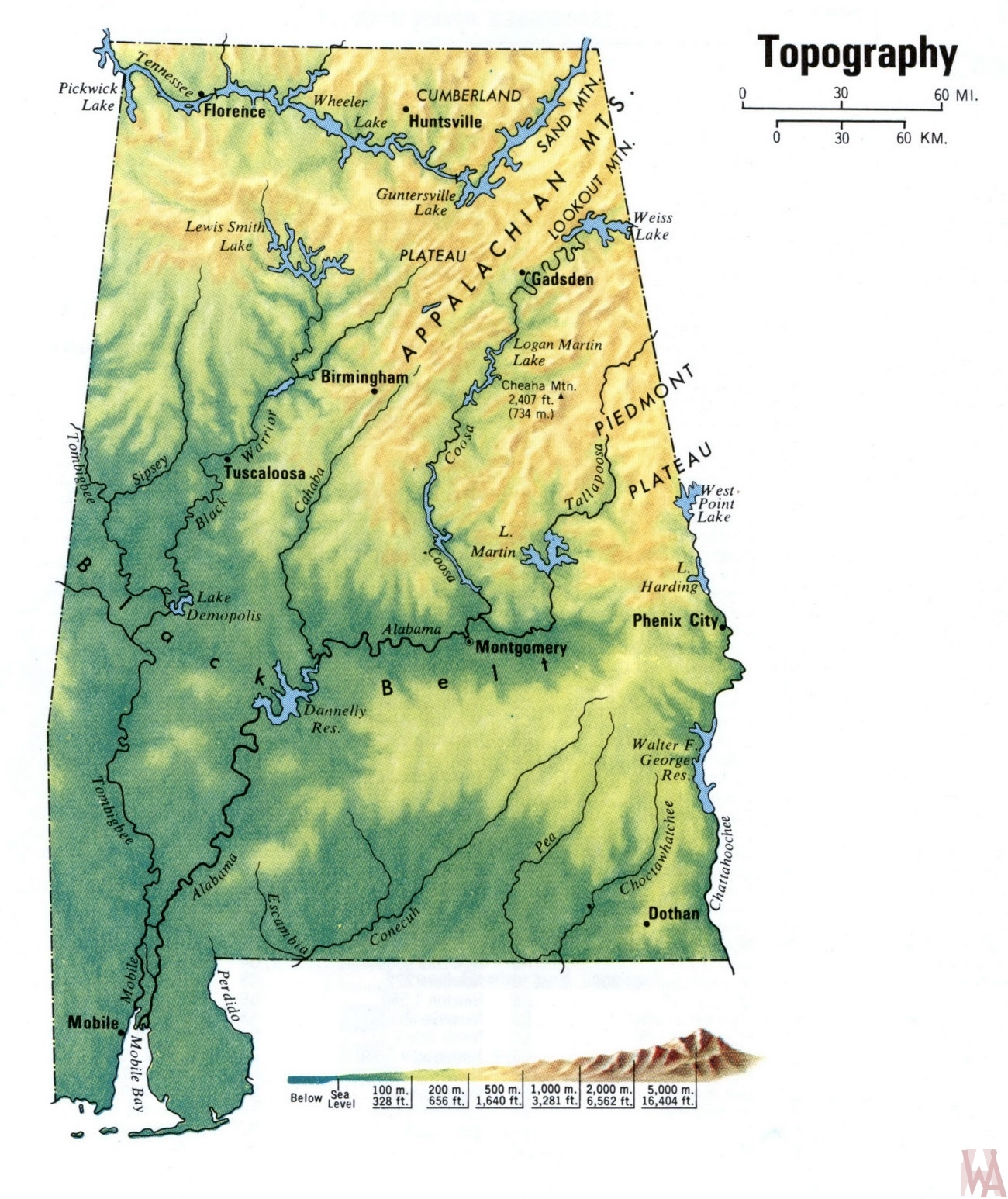 Alabama Topography Map | Topography Map of Alabama | WhatsAnswer on topological map of alabama, detailed map of alabama, poverty map of alabama, seismic map of alabama, map of mountains in alabama, demographic map of alabama, world map of alabama, contour map of alabama, latitude of alabama, political map of alabama, water of alabama, mapquest map of alabama, vegetation map of alabama, atlas map of alabama, large map of alabama, road map of alabama, hiking map of alabama, topo of alabama, geologic map of alabama, tourist map of alabama,