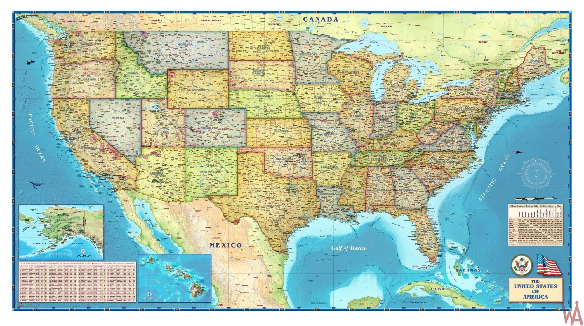 Historical Maps Of Usa Whatsanswer