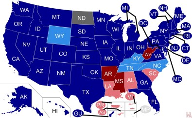 State wise Public opinion for same marriage in the USA ... on jennifer lopez marriage, kazakhstan marriage, spain marriage, taiwan marriage, kosovo marriage, dominican republic marriage, miley cyrus marriage, alabama marriage, thailand marriage, iran marriage, uganda marriage, anime marriage, george h. w. bush marriage, south africa marriage, jordan marriage, ukraine marriage, cameroon marriage, texas marriage, bangladesh marriage,