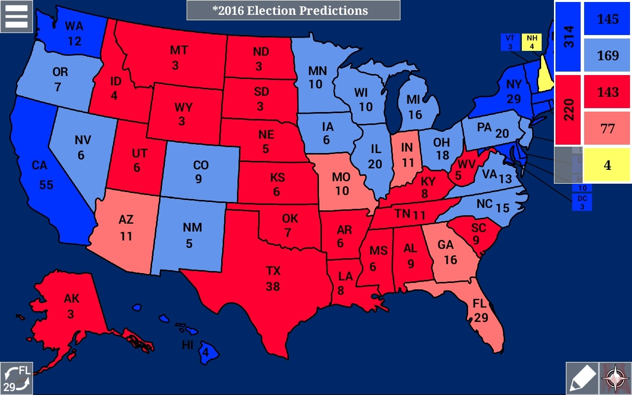 United States Election 2016 | WhatsAnswer