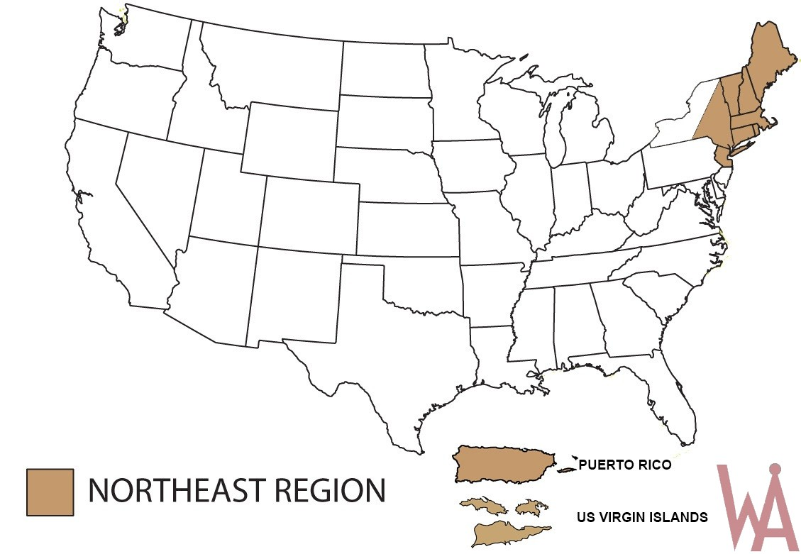 idaho outline blank map of the united states   WhatsAnswer