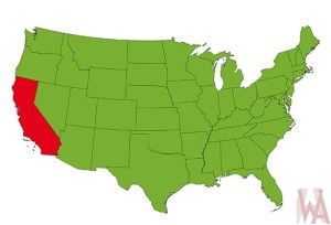 California Location  Map | Location Map of California