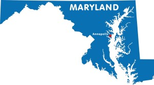 Maryland Capital Map   Large Printable High Resolution and Standard Map